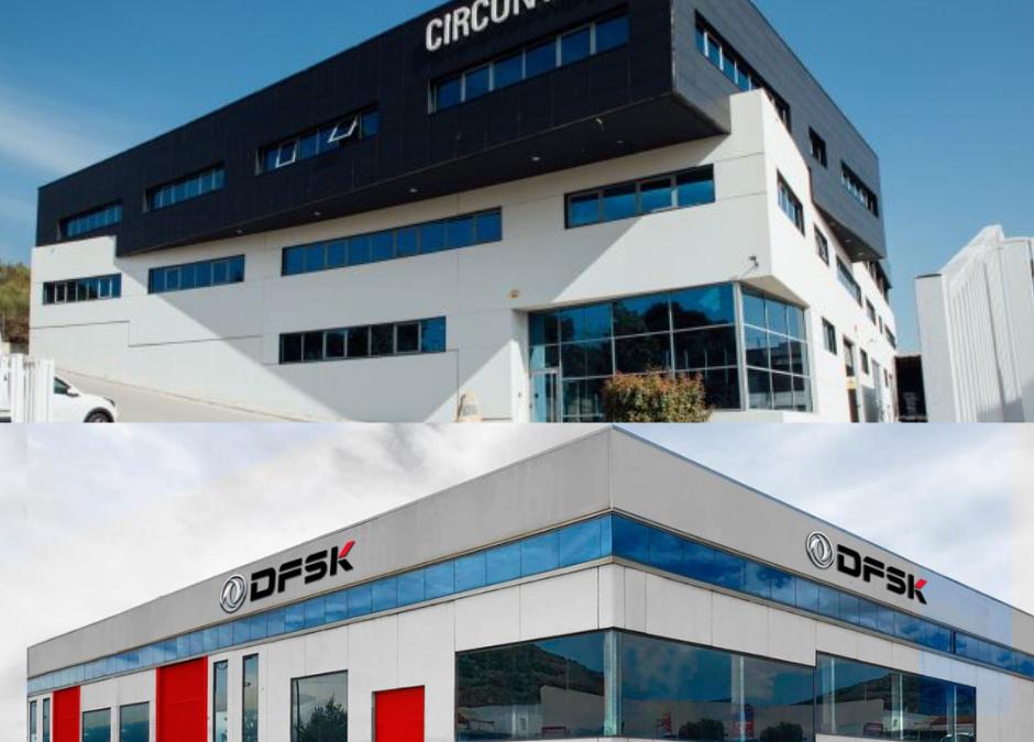 Circontrol se convierte en partner oficial de DFSK